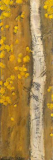 Aspen Atmosphere #18 - 30 x 10  SOLD