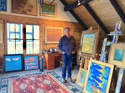 Michael's current Studio
