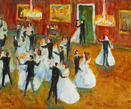 Dancing Out the Door16x20 WC.JPG