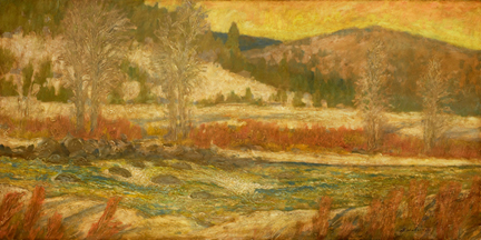 The River in Winter 24x48.jpg