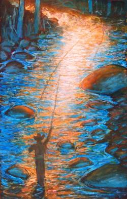 Fly Fishing Ideal 48x30.JPG