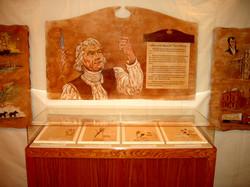 Thomas Jefferson with L&C Artifacts.JPG