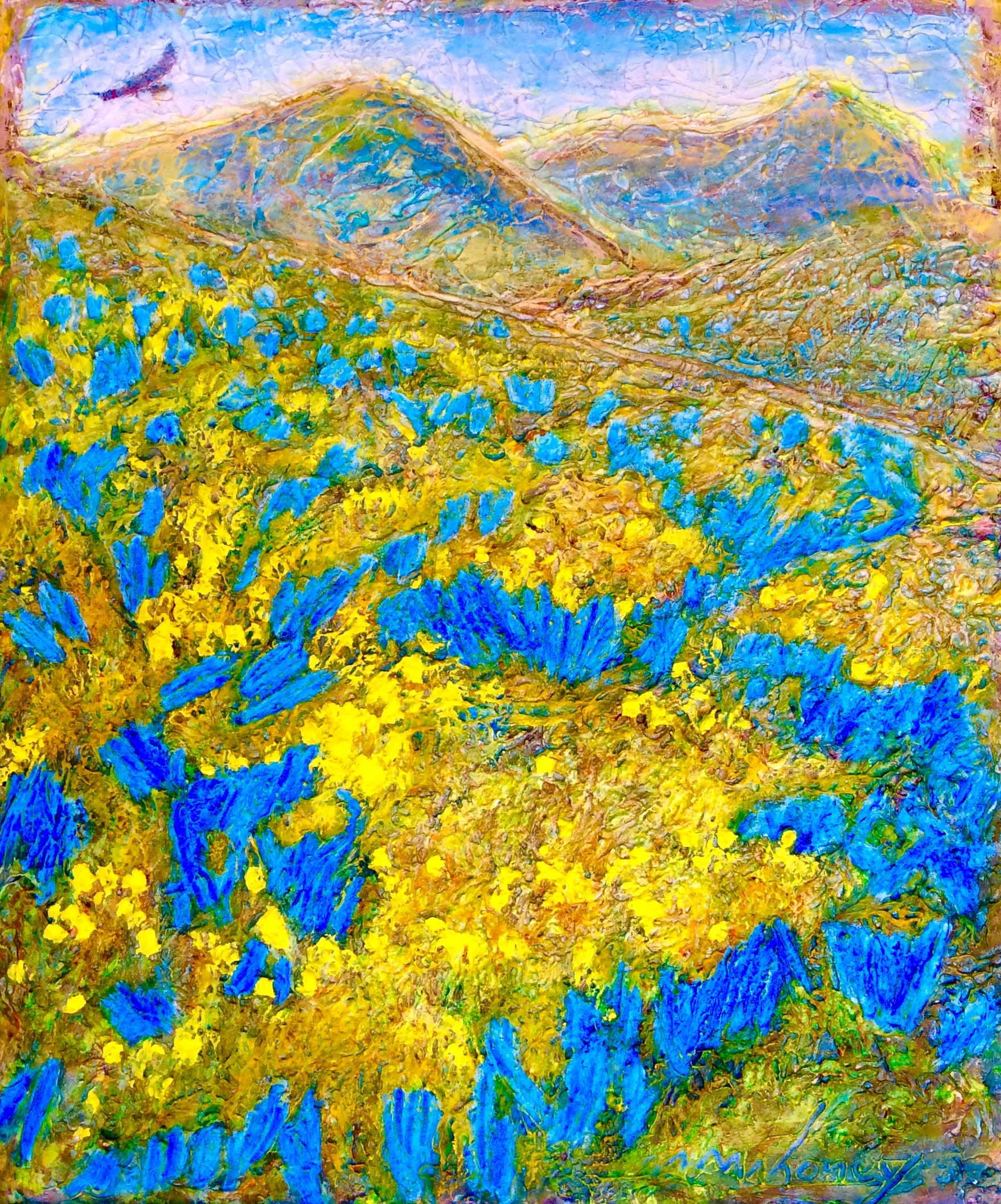 Wildflower Impressions - 24x20