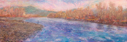 Standing by the River 12x36.jpg