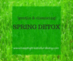 Online Spring Detox Program with Anastasia Akasha Kaur - Yoga and Nutrition