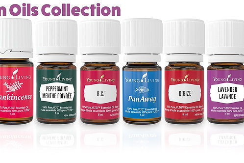TRY A FREE SAMPLE OF YOUNG LIVING PRODUCTS!