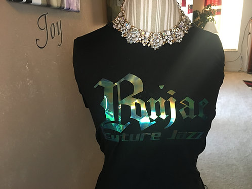 Ronjae Women's Holographic T-shirt