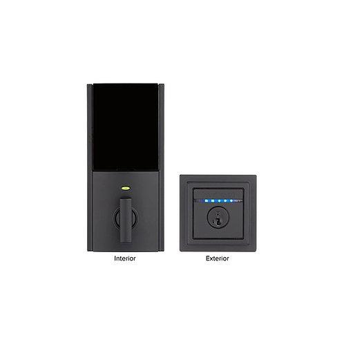กุญแจดิจิตอลอัจฉริยะ KEVO Contemporary (สี iron black)