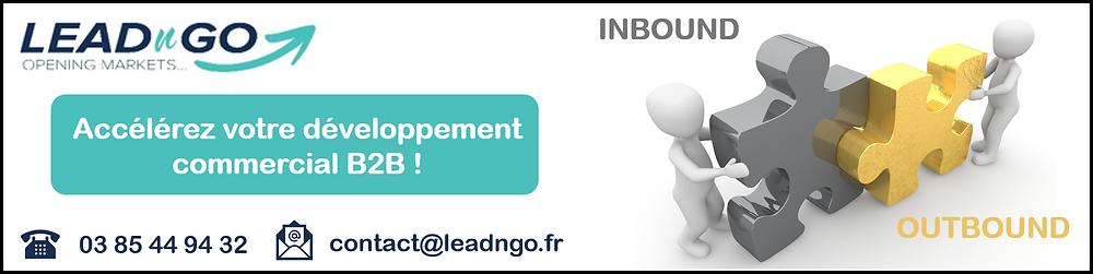 LeadnGo - Accélérez votre développement commercial B2B