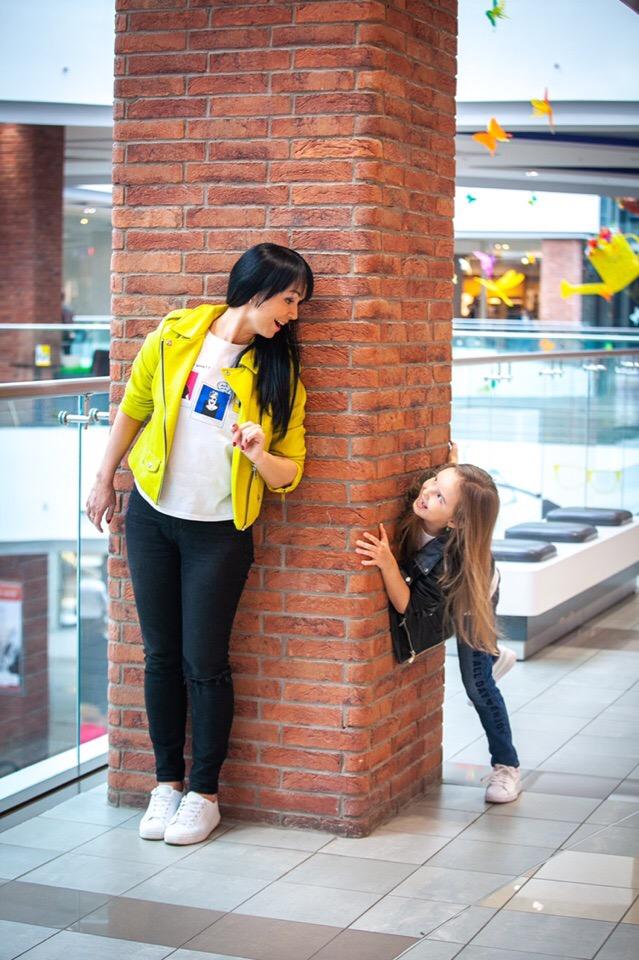 фотосессия в торговом центре