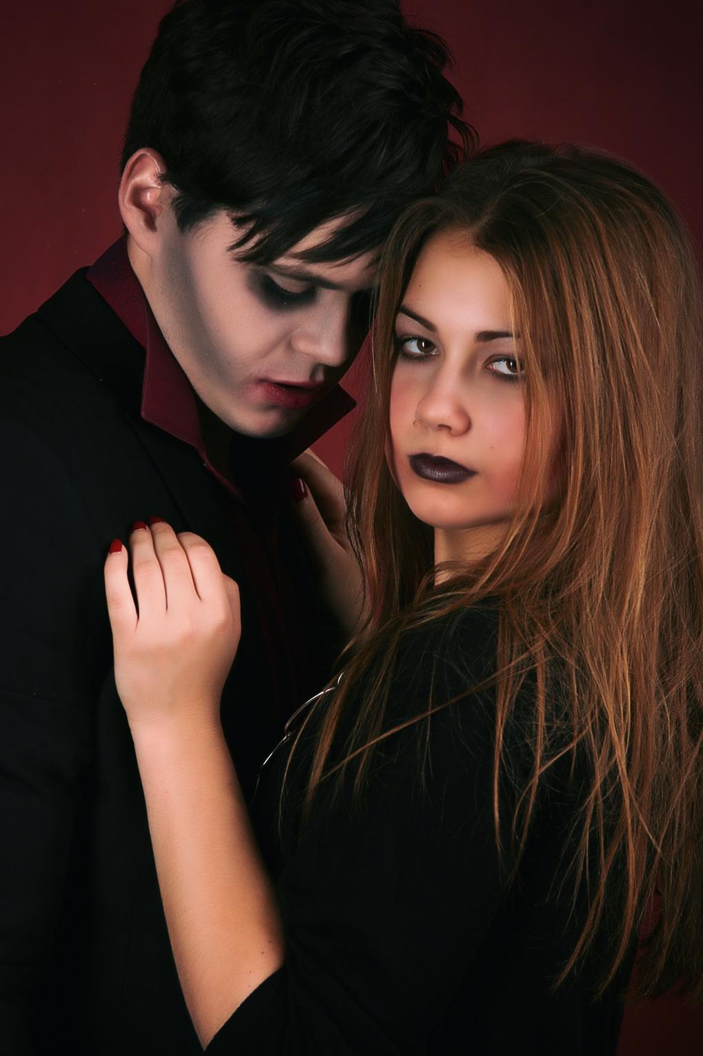 Вампирская любовь