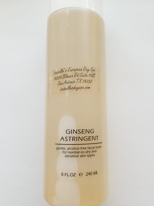 Ginseng Astringent