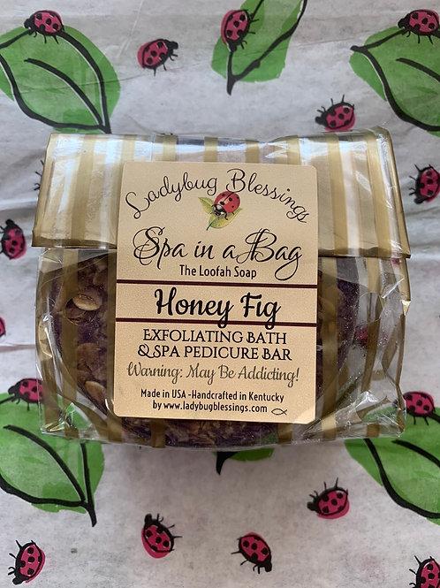 Honey Fig Looafah Soap