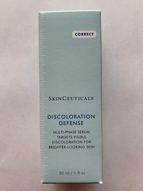 Discoloration Defense