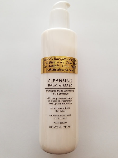 Cleansing Balm & Mask
