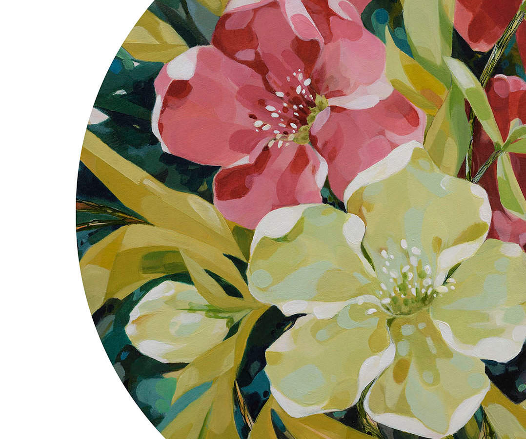 Apple Blossom (detail)