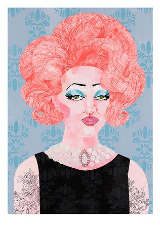 Miss Candy Floss