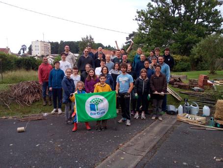 Journée éco-citoyenne à la cité scolaire