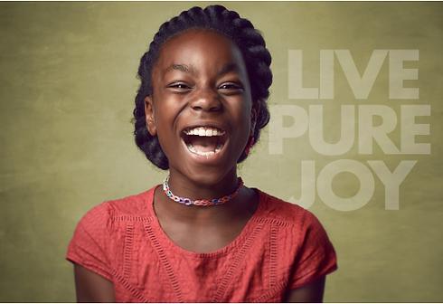 Live Pure Joy