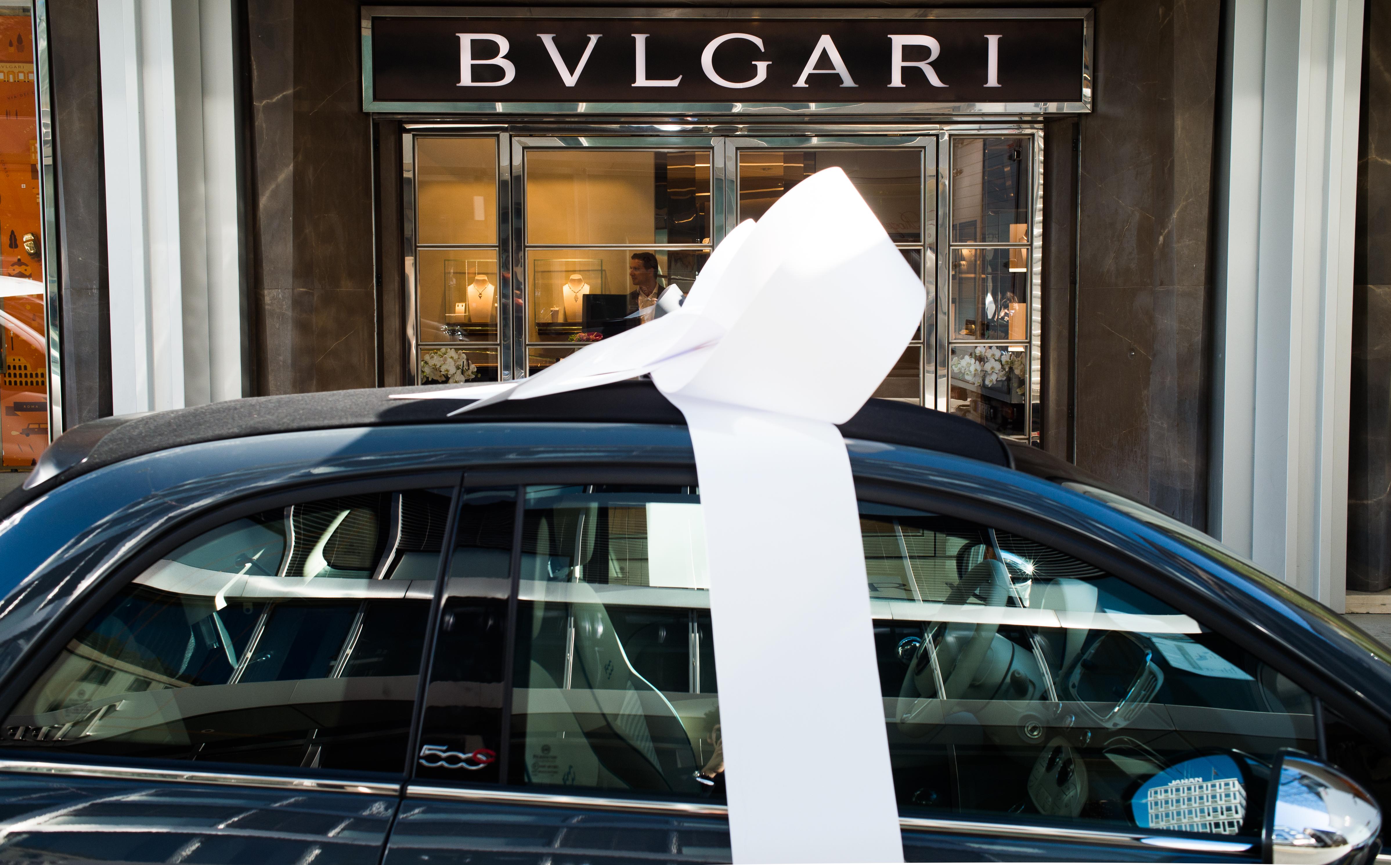 Fiat X Bulgari