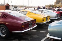 Tricolore Ferrari