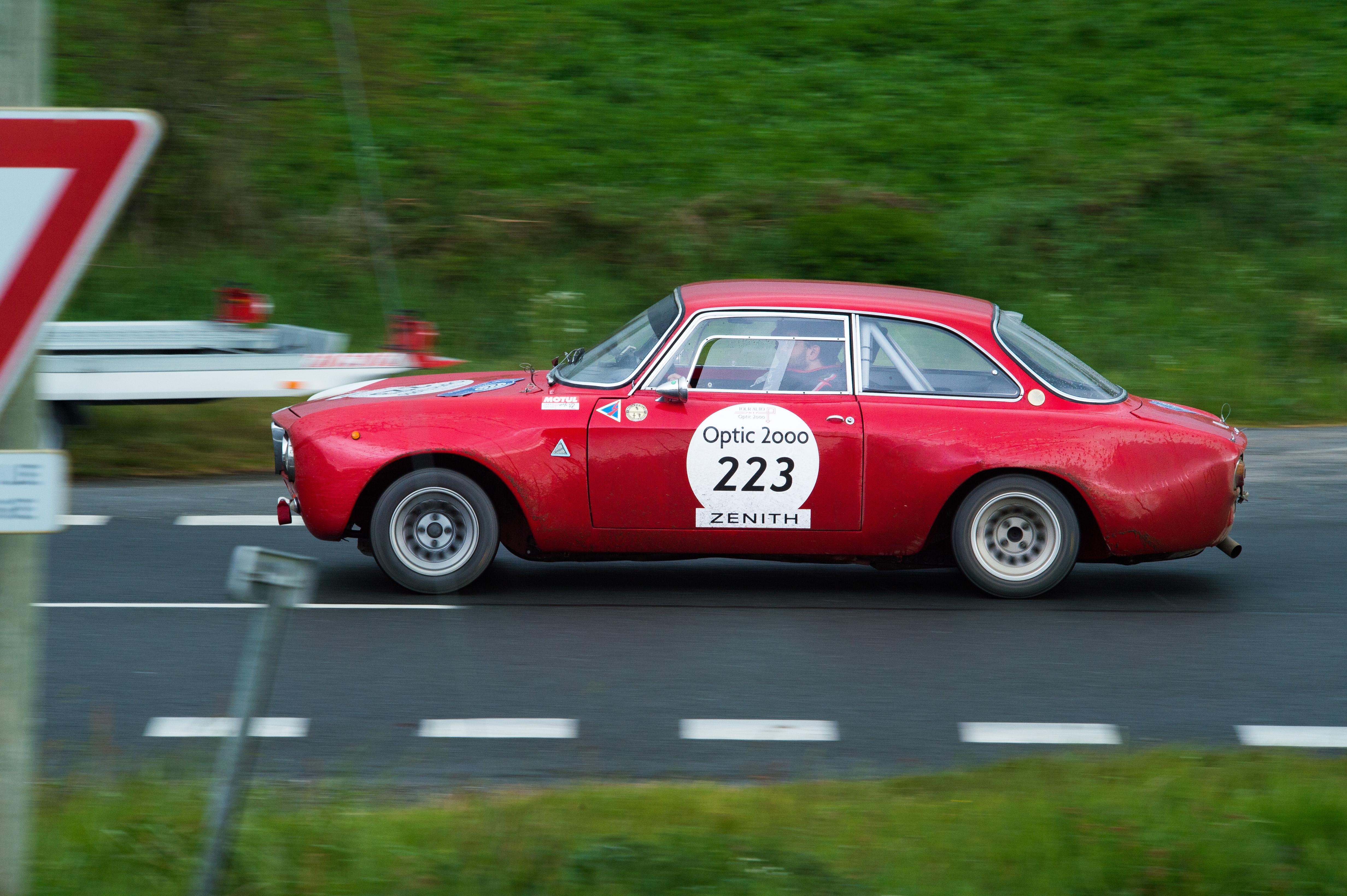 Alfa Roméo Giulia GTA