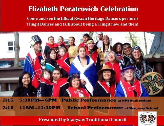 Tlingit Dances in Skagway, AK