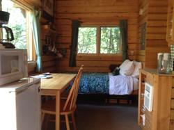 Skagway lodging - vacation cabins