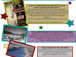 February 15-21 Skagway Happenings!