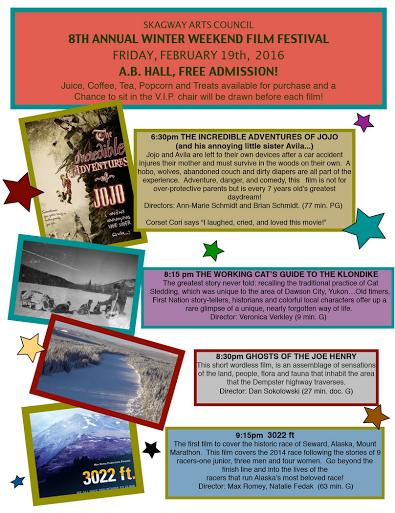 Skagway Winter Weekend Film Festival