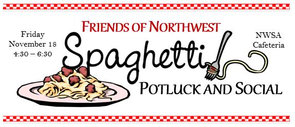 PTO Spaghetti Potluck & Social