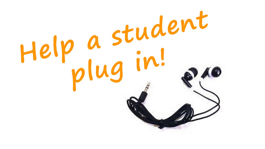 Help a Student Plug In