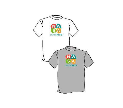 NWSA T-Shirt Short Sleeve