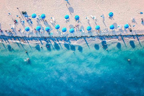ocean ombre.