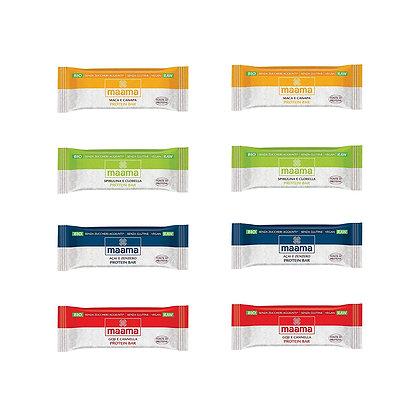 Mixed box 2x Energyfruit bars