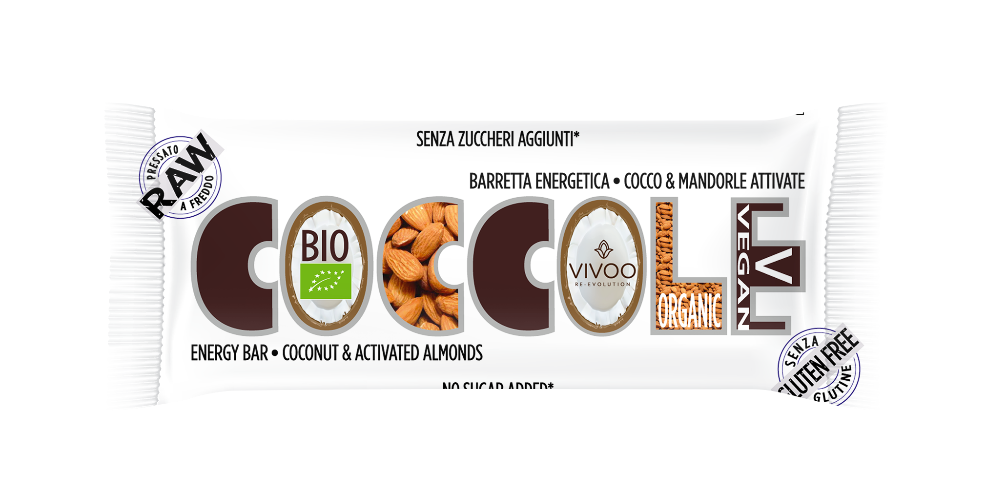 Energy Bar Coccole