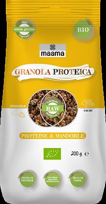 Granola Proteica - Proteine di Mandorle