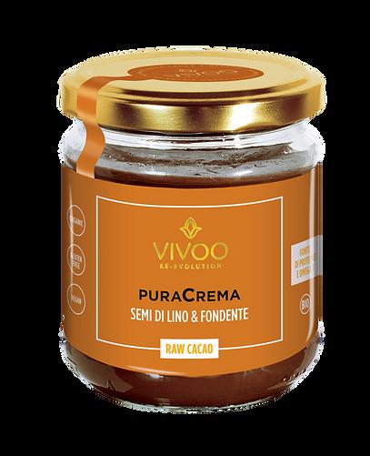 Crema Cacao Lino SCONTORNATO