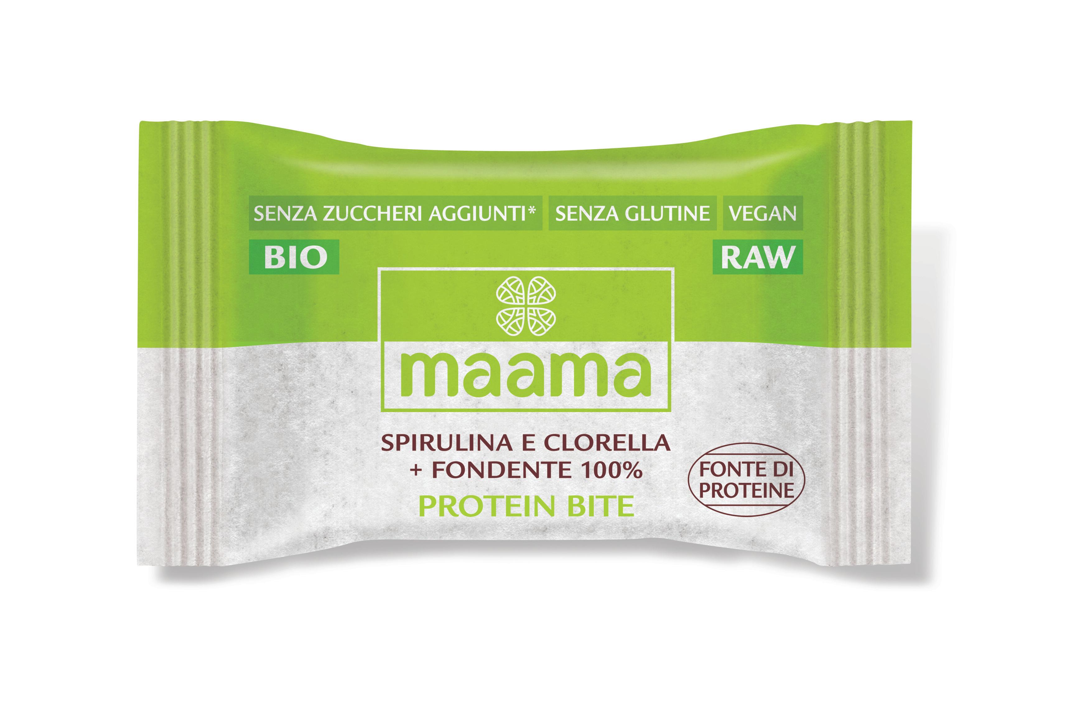Bite Spirulina & Clorella