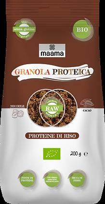 Granola Proteica - Proteine di Riso