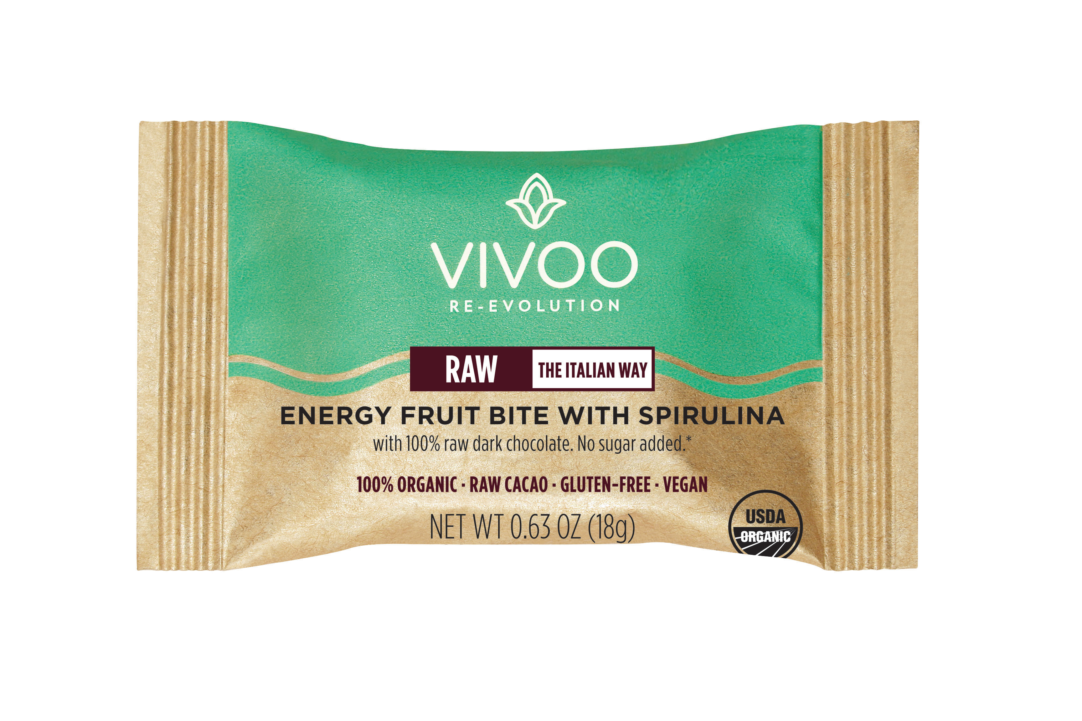 Energy Bite Spirulina