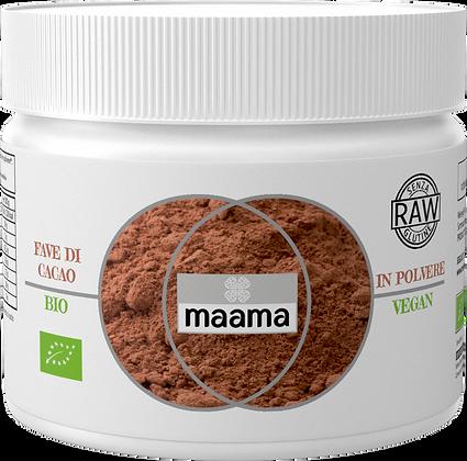 Fave di Cacao in polvere BIO