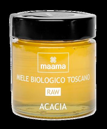 Miele crudo biologico - acacia