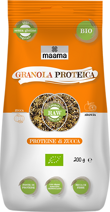 Granola Proteica - Proteine di Zucca