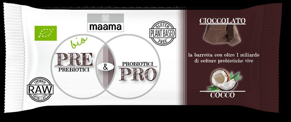 Barretta Pre&Pro - CIOCCOLATO E COCCO