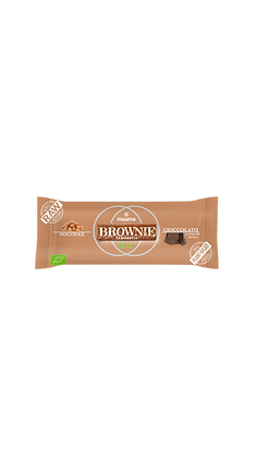 Brownies - Nocciole e cioccolato fondente