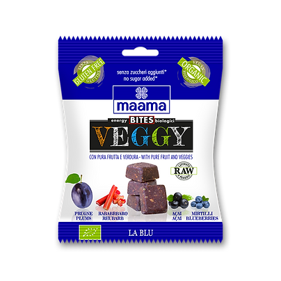 Veggy - La Blu, mini energy bites