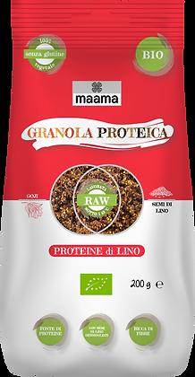 Granola Proteica - Proteine di Lino