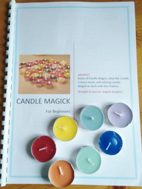 Candle Magic Starter Pack