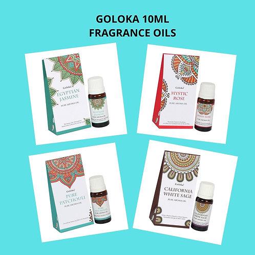 Goloka 10ml Fragrance Oils